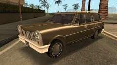 Perennial HD from GTA 3 para GTA San Andreas