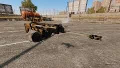 Rifle de asalto SCAR LMG para GTA 4