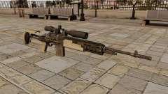 Rifle de francotirador M14