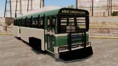 Autobús blindado