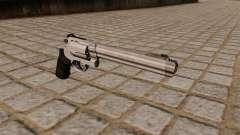 500 S & W Magnum revolver.