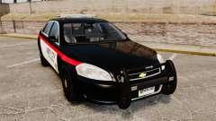 Chevrolet Impala 2008 LCPD STL-K Force [ELS]