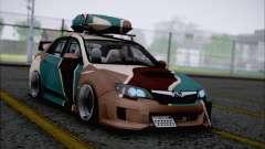 Subaru Impreza Arma