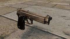 Pistola semiautomática Beretta 92