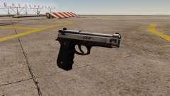 Carga automática pistola Beretta M92