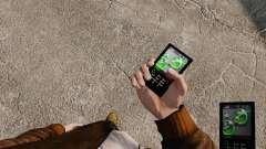 Tema para el teléfono Sony Ericsson