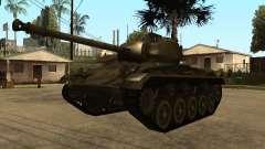 M24-Chaffee para GTA San Andreas