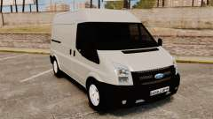 Ford Transit 2013 para GTA 4