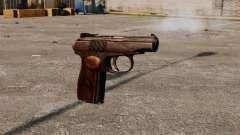 Pistola autocargable Makarova para GTA 4