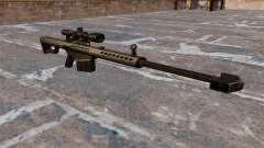 Rifle de francotirador Barrett M82A1 luz cincuen