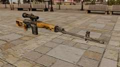 Rifle de francotirador Dragunov
