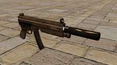 La metralleta MP5 con silenciador