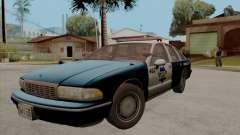 Chevrolet Caprice SFPD 1991 para GTA San Andreas