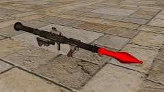 American antitanque lanzagranadas RPG-7