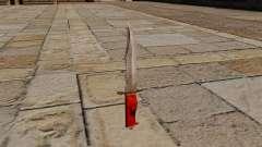 Cuchillo de combate para GTA 4