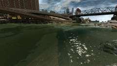 Mar limpio