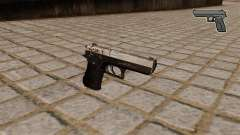 Pistola Jericho 941 para GTA 4