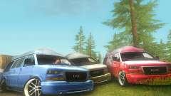 GMC Savana para GTA San Andreas