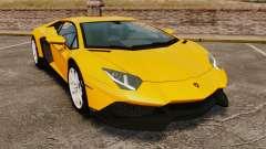 Lamborghini Aventador LP720-4 50th Anniversario para GTA 4