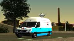 Mercedes Sprinter Entire FM