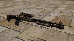 Escopeta semiautomática Benelli M4 Super 90 para GTA 4