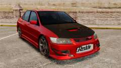 Mitsubitsi Lancer MR Evolution VIII 2004 Tuning para GTA 4