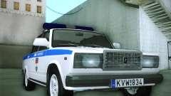 Rendőrség LADA 2107
