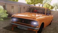 Moskvich 412 para GTA San Andreas