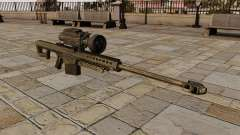 El rifle de francotirador Barrett M82 para GTA 4