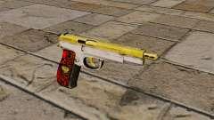 La nueva Pistola CZ75 para GTA 4
