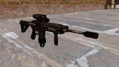 Carabina M4 automático alcance híbrido