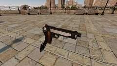 Pistola Colt 1911 cuchillo
