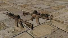 Automático carabina M4A1 SOPMOD para GTA 4