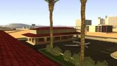 Estación de ferrocarril Las Venturas v1.0 para GTA San Andreas
