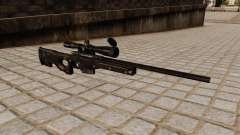 Rifle de francotirador AI Arctic Warfare Magnum