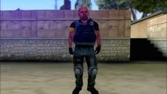 Sam de Far Cry 3 para GTA San Andreas