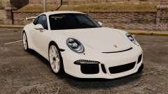 Porsche 911 GT3 (991) 2013