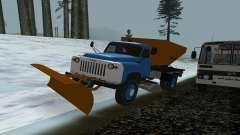 53 GAS soplador de nieve