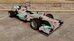 Mercedes AMG F1 W04 v3