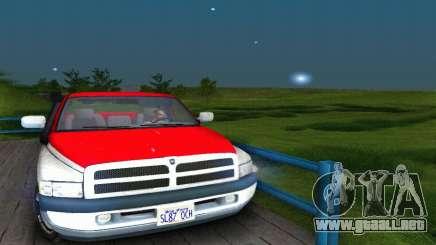 Dodge Ram 2500 para GTA San Andreas