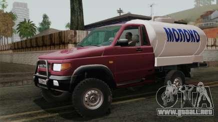 UAZ-2360 leche para GTA San Andreas