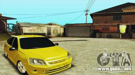 Lada Granta Hatchback para GTA San Andreas