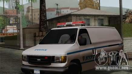 Ford F150 Police para GTA San Andreas