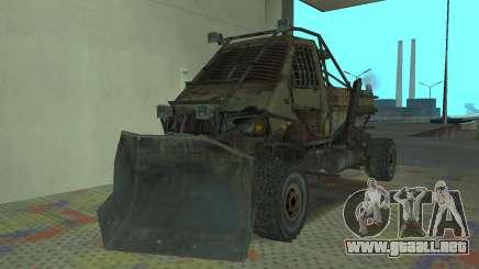 Gacela de la Metro 2033 para GTA San Andreas