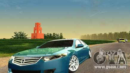 Honda Accord Tuning para GTA San Andreas