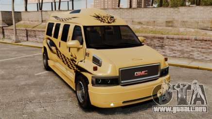 GMC Business superstar para GTA 4
