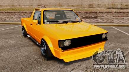 Volkswagen Caddy para GTA 4