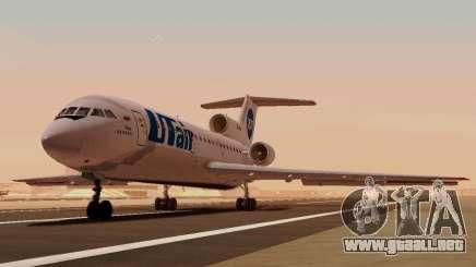 Yak-42 d UTair para GTA San Andreas