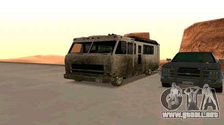Viaje de GTA 5 para GTA San Andreas