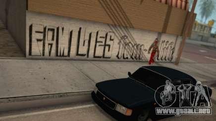 GAZ 31029 Volga Bajo para GTA San Andreas